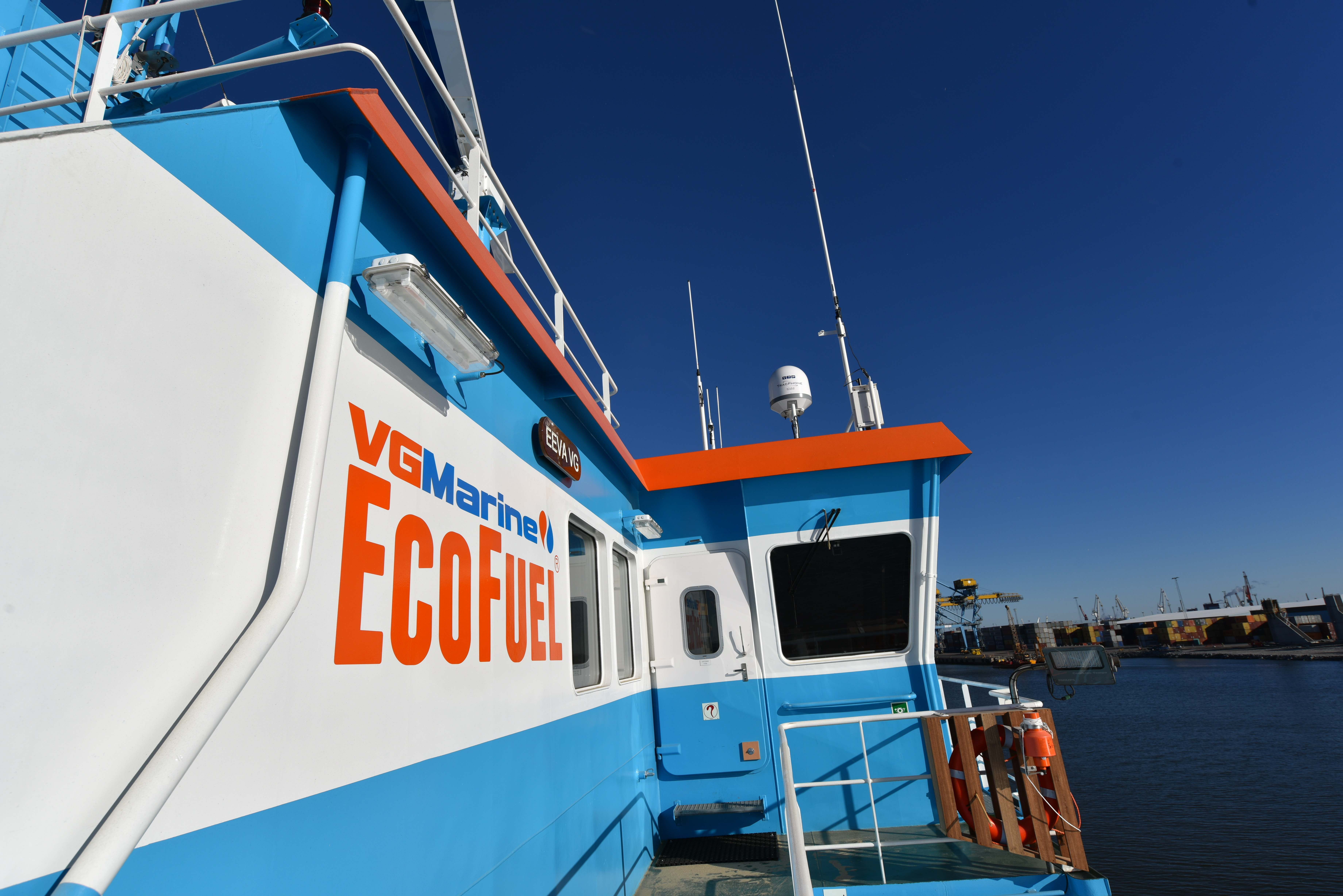 M/S EEVA VG EcoCoaster