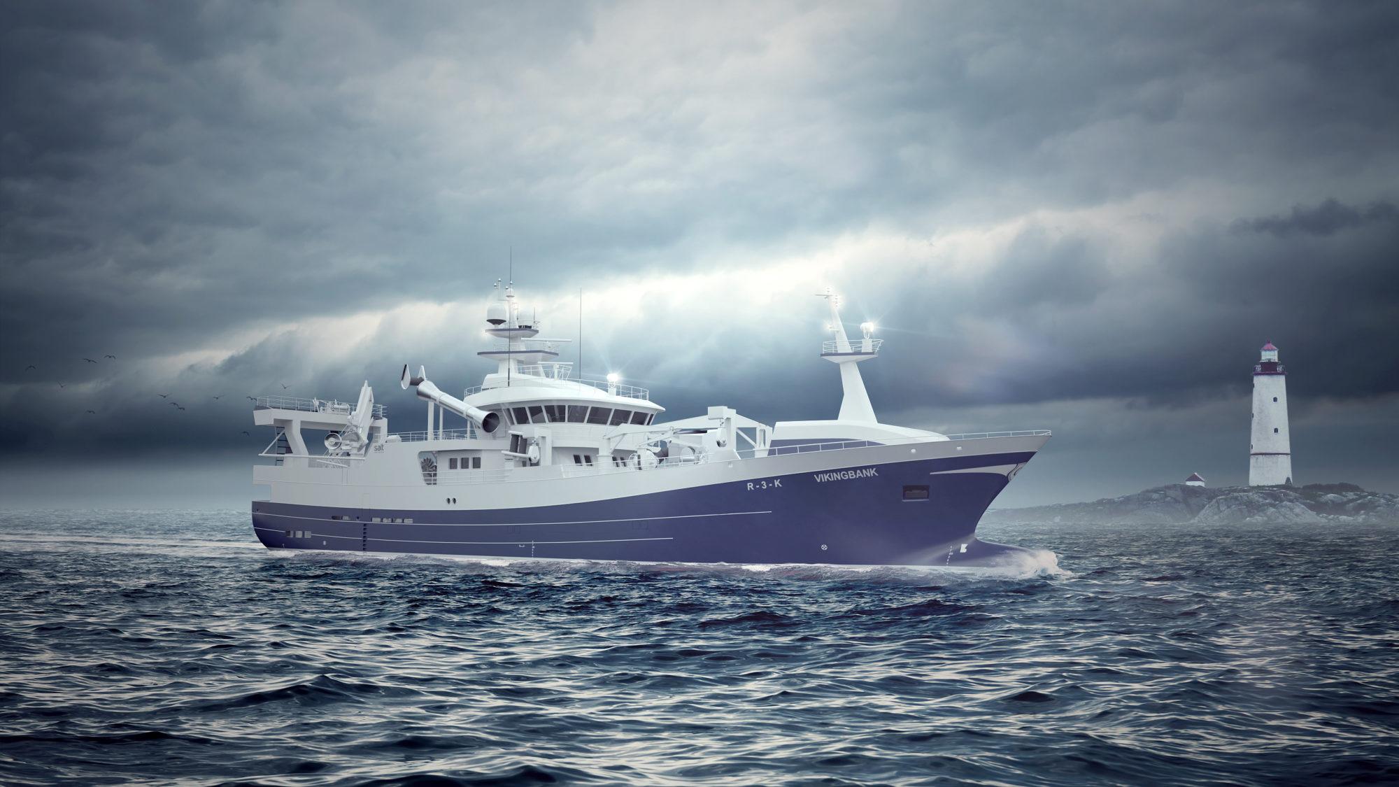 Trawler Vikingbank
