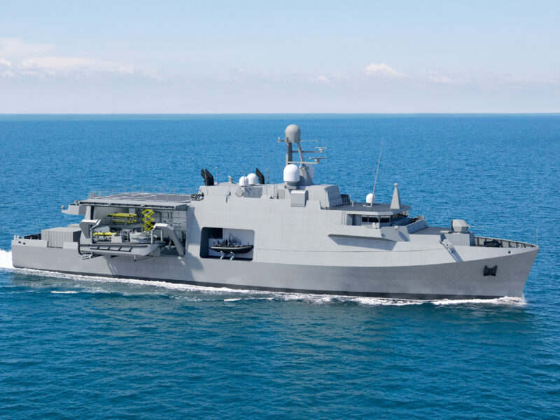 ABC selected for the new Belgian and Dutch Navy Mine Counter Measures Vessel Programme (MCMV)