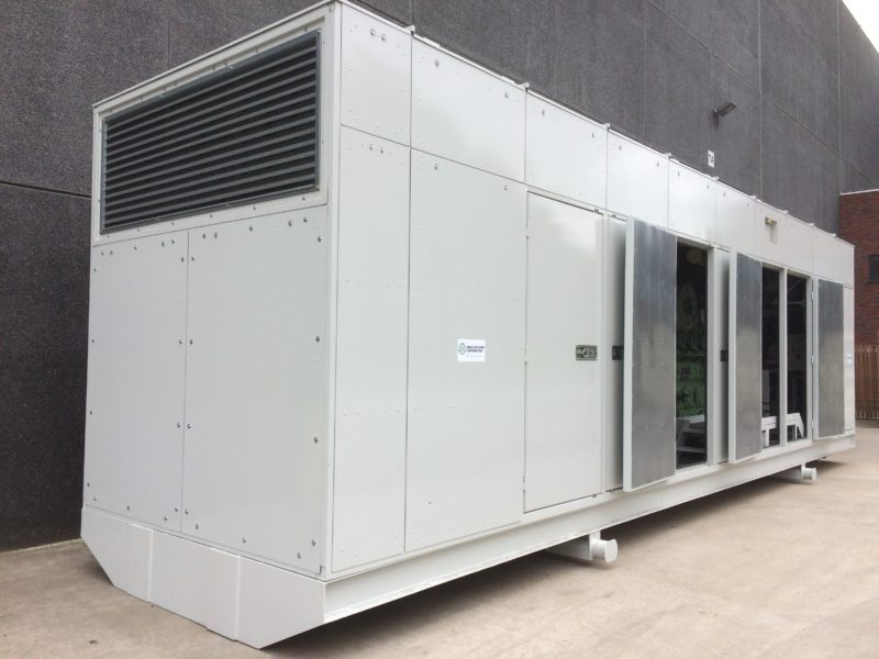 Containerized Genset 2