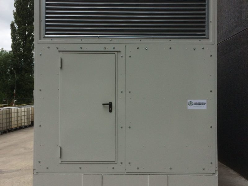 Containerized Genset 4