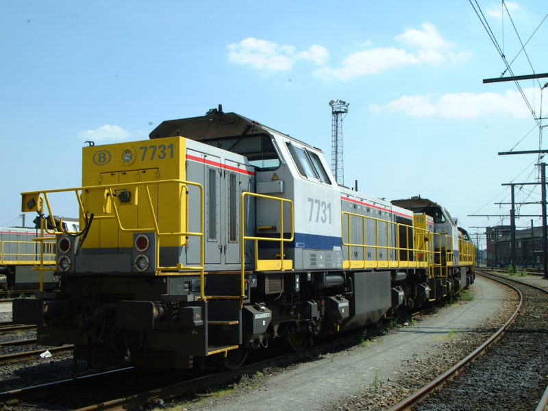 Newbuild locomotives