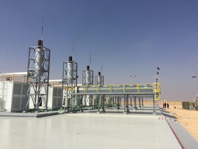 RURAL AREAS ELECTRICITY COMPANY (RAECO)