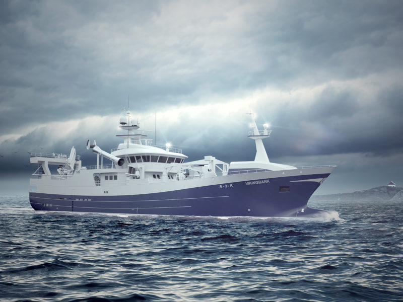 Cetus AS opts for ABC's 6DL36 engine for new combined purse seiner/trawler