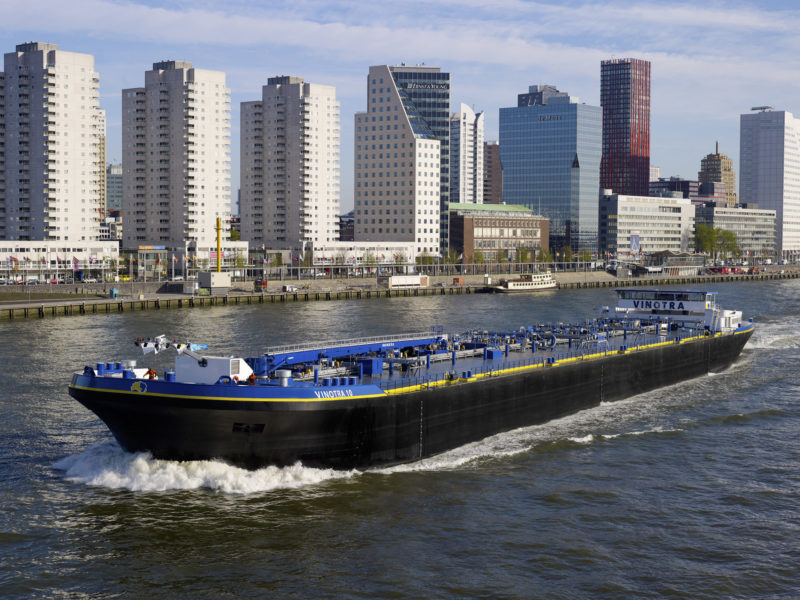 Inland Waterway Vessels