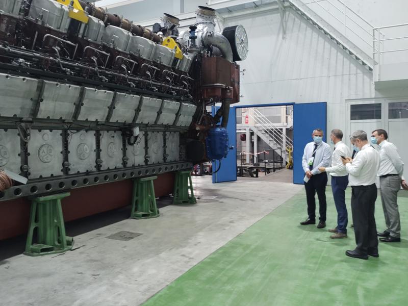 Factory Visit Edf 2