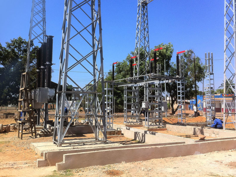 Land-based power generation | Anglo Belgian Corporation