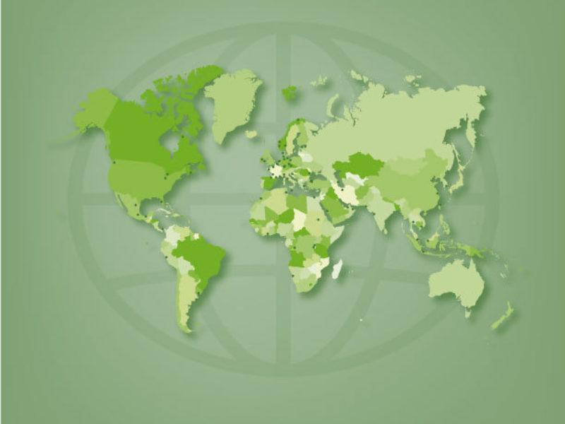 Wereldmap Agenten